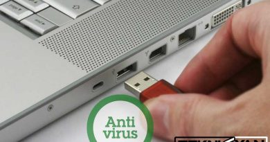cara scan virus flashdisk